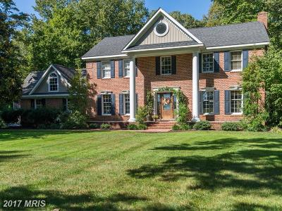 Dorchester Single Family Home For Sale: 6812 Hunting Creek Road