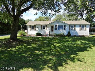 Federalsburg Single Family Home For Sale: 6536 Eldorado Road