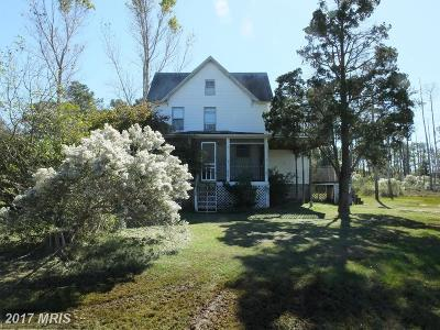 Single Family Home For Sale: 1860 Tedious Creek Road