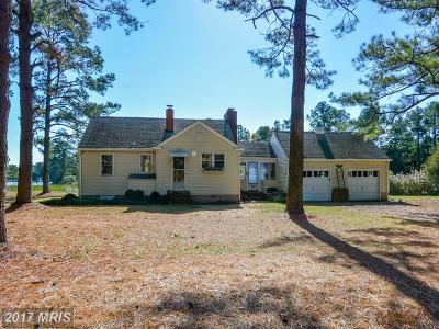 Cambridge Single Family Home For Sale: 5963 Indian Quarter Road