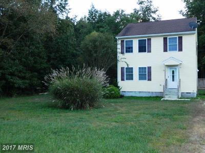 Dorchester Single Family Home For Sale: 3705 Ocean Gateway