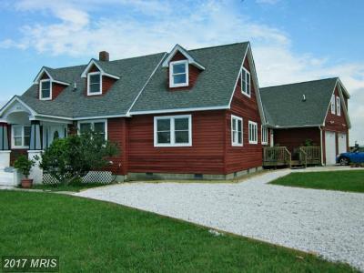 Dorchester Rental For Rent: 2831 Hoopers Island Road