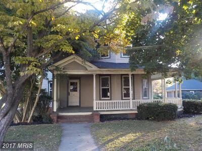 Dorchester Single Family Home For Sale: 219 Main Street