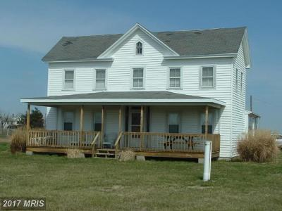 Fishing Creek Single Family Home For Sale: 1641 Steamboat Wharf Road
