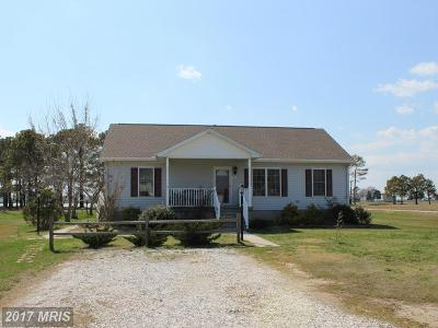 Fishing Creek Single Family Home For Sale: 2512 Old House Point Road