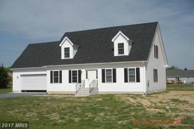 Hurlock Single Family Home For Sale: Little Creek Lane