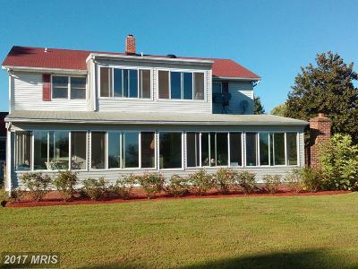 Dorchester County, Dorchester Farm For Sale: 5210 Wilson Road