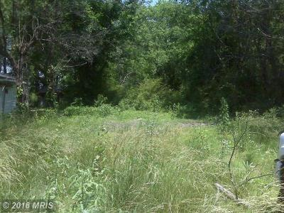 DORCHESTER COUNTY, Dorchester Residential Lots & Land For Sale: 333 Pine Street