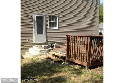 Dorchester Single Family Home For Sale: 407 Delaware Avenue