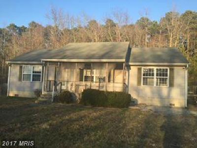 Dorchester Single Family Home For Sale: 4305 Smithville Road