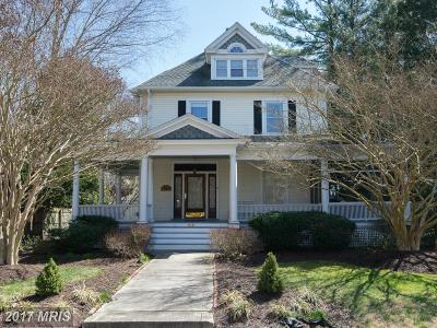 Cambridge Single Family Home For Sale: 312 Oakley Street
