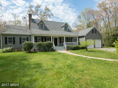 Vienna Single Family Home For Sale: 5206 Johnson Road