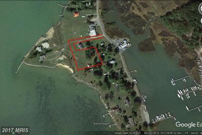 Residential Lots & Land For Sale: 2552 Hoopers Island Road Road
