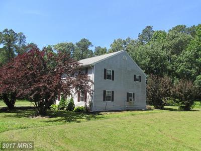 Dorchester Single Family Home For Sale: 5602 Casson Neck Road