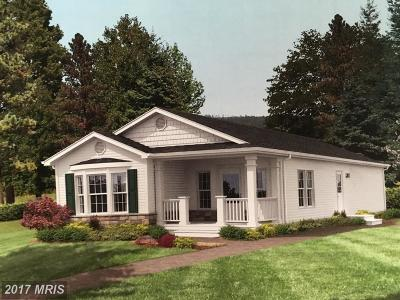 Hurlock Single Family Home For Sale: Gavin's Run