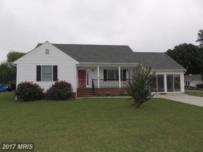 Tappahannock Single Family Home For Sale: 1401 Sycamore Drive