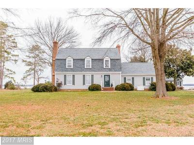 Tappahannock Single Family Home For Sale: 283 Daingerfield Road