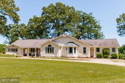 Tappahannock Single Family Home For Sale: 1332 Berry Hill Road
