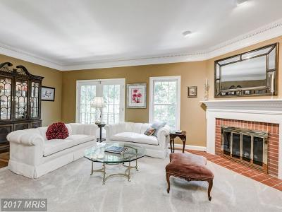 Falls Church Townhouse For Sale: 202 Governors Court