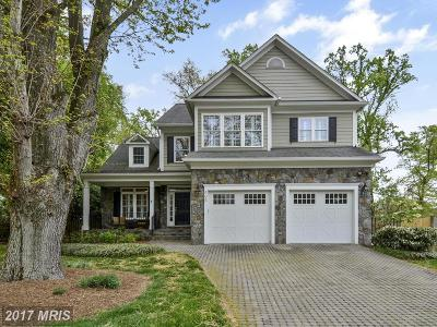 Falls Church Single Family Home For Sale: 505 Dorchester Road