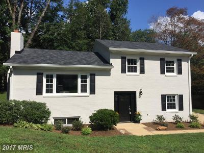 Falls Church Single Family Home For Sale: 508 Meridian Street