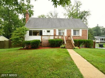 Falls Church Single Family Home For Sale: 309 Kent Street