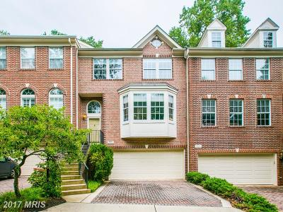 Falls Church VA Townhouse For Sale: $824,900