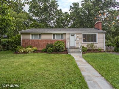 Falls Church Rental For Rent: 800 Parker Avenue