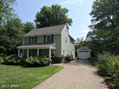 Falls Church VA Single Family Home For Sale: $944,000