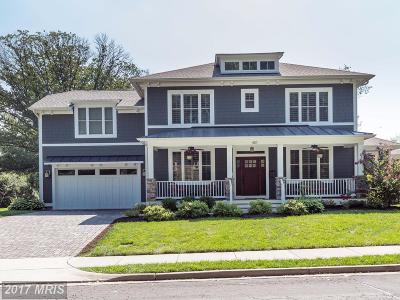 Falls Church City Single Family Home For Sale: 401 Meadow Lane