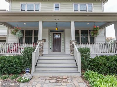 Falls Church Rental For Rent: 405 Park Avenue S