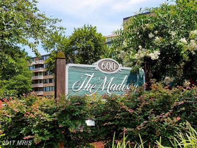 Falls Church Condo For Sale: 600 Roosevelt Boulevard #412