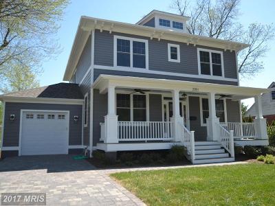 Falls Church VA Single Family Home For Sale: $1,429,900