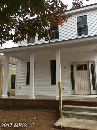 Fredericksburg City Single Family Home For Sale: 2514 Van Buren Street