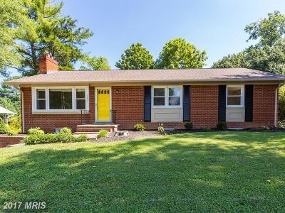 Fredericksburg Single Family Home For Sale: 1003 Hotchkiss Court