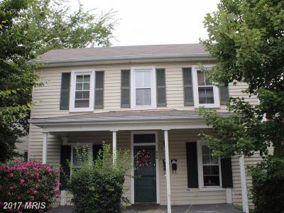 Fredericksburg Rental For Rent: 625 Wolfe Street #A
