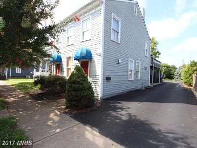 Fredericksburg Rental For Rent: 1408 Caroline Street