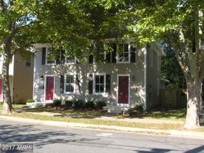 Fredericksburg Rental For Rent: 213 Prince Edward Street