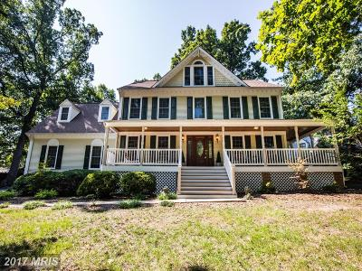 Milford, Midland, Hanover, Unionville, Beaverdam, Doswell, Fredericksburg, Ruther Glen, Woodford, Bumpass, Mineral, Orange, Locust Grove, Warsaw Single Family Home For Sale: 110 Poplar Drive