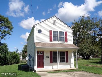 Fredericksburg Single Family Home For Sale: 321 McKinney Street
