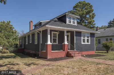 Fredericksburg Single Family Home For Sale: 211 Hillcrest Drive