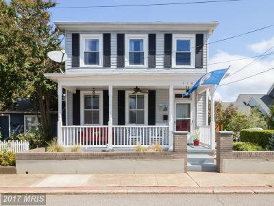 Fredericksburg Single Family Home For Sale: 1101 Douglas Street