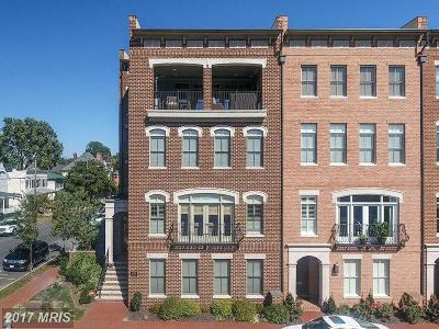 Fredericksburg Townhouse For Sale: 1099 Winchester Street