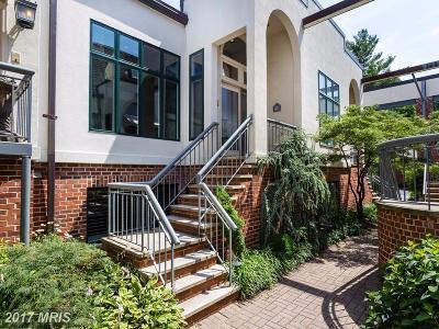 Fredericksburg Townhouse For Sale: 719 Kenmore Avenue
