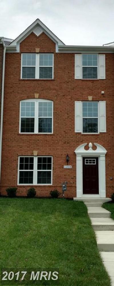 Fredericksburg Rental For Rent: 1104 Oakwood Street