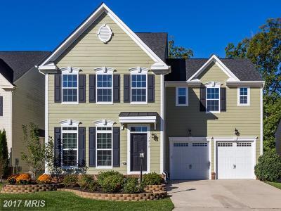 Fredericksburg Single Family Home For Sale: 1216 Semple Court