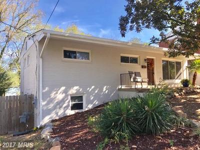 Fredericksburg Single Family Home For Sale: 3103 Linden Avenue