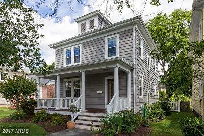 Fredericksburg Single Family Home For Sale: 803 Charlotte Street