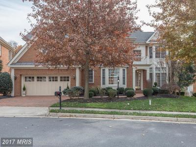 Fairfax Single Family Home For Sale: 3522 Schuerman House Drive