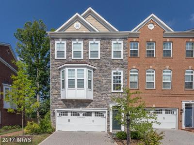 Fairfax Townhouse For Sale: 4306 Johnson Court